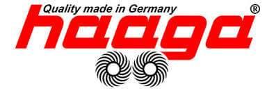 Logo Haaga veegmachine
