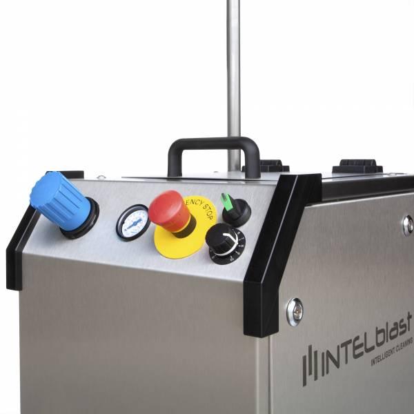 Droogijsstraalmachine IBL mini