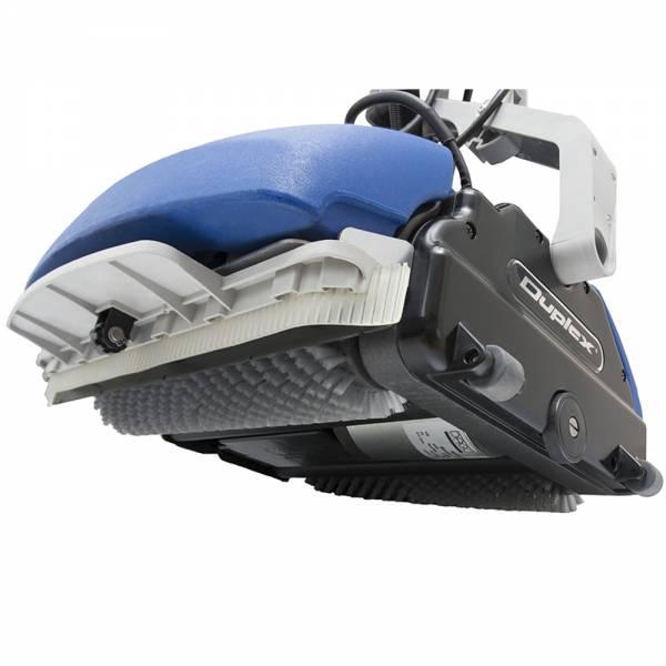 Vloerreiniger Duplex Turbo onderkant