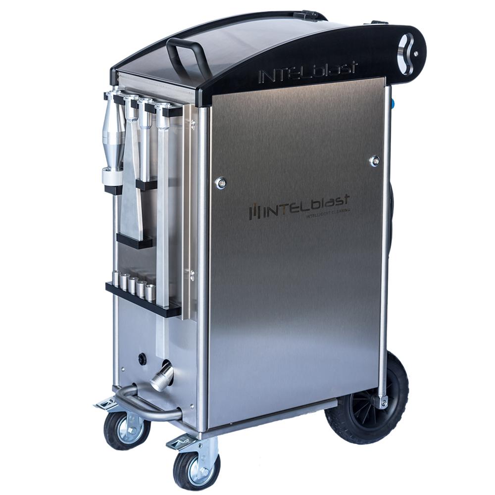 Droogijsstraalmachine IBL3000