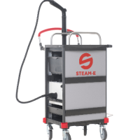 Trolley kauwgomverwijderaar Steam-E