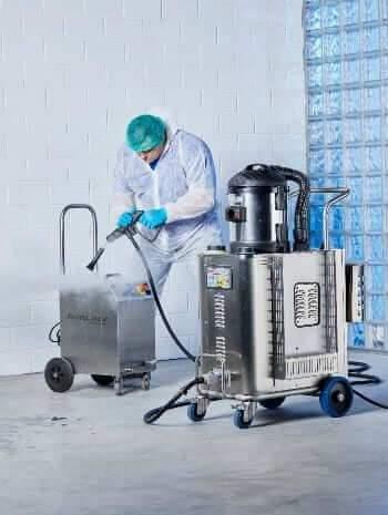 Stoomreiniger Steambox Vac Pro