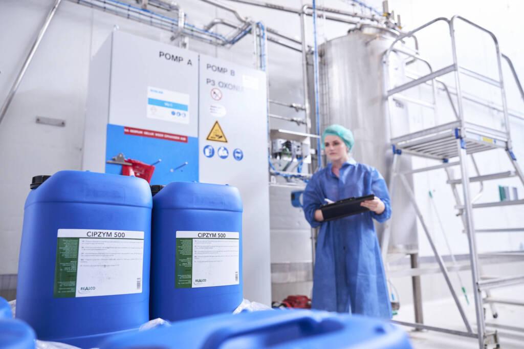 Enzymatische reinigers