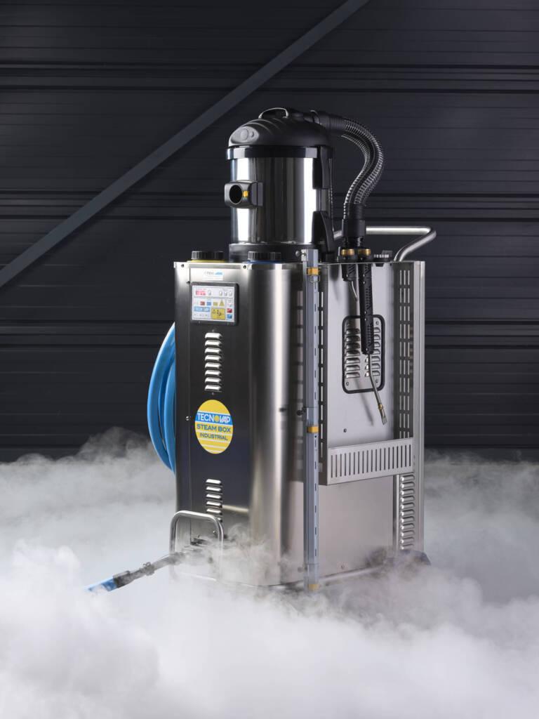 Stoomreiniger Steambox