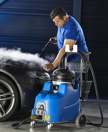 Stoomreiniging automotive